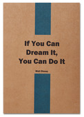 Container Quotes On Kraft / You Can Do It 47115-0