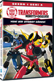 Transformers Robots in Disguise Sezon 1 Seri 4