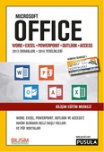 Microsoft Office: Word, Excel, Powerpoint, Outlook, Access