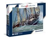 Clementoni Puzzle 1000 Parça Plisson - French Ship 39350