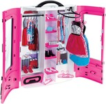 Barbie BRB Pembe Gardrop DMT57