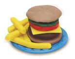 Play-Doh Burger Seti B5521