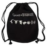 Game of Thrones Kanvas Bez Çanta - Logolar 182