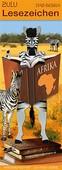 Anatolia Deri Kitap Ayracı Zebra 15-01