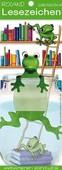 Anatolia Deri Kitap Ayracı Kurbağa 16-02