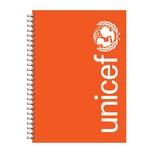 Unicef Defter Turuncu