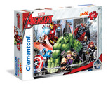 Cle-Puz.104 Maxi The Avengers 23688