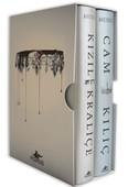Kızıl Kraliçe Serisi - Özel Kutulu Set 2 Kitap Takım