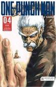 One-Punch Man Cilt 4