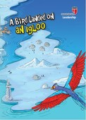 A Bird Landed On An Igloo-Leadership