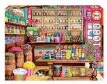 Educa-Puz.1000 Candy Shop 17104