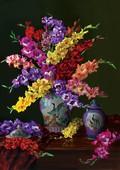 Art Puzzle Çiçek Ve Renkler 1000 Parça 4360