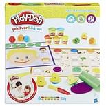 Play Doh Oyun Hamuru Harf ve Kelimeleri Öğreniyorum B3407