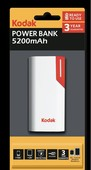 Kodak  Power Bank 5200 mAh 30414136