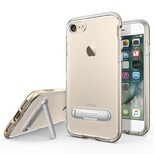 Spigen iPhone 7/8 Kılıf Crystal Hybrid - Champagne Gold