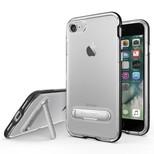 Spigen iPhone 7/8 Kılıf Crystal Hybrid - Black