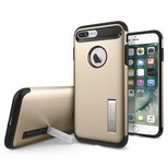 Spigen iPhone 7 Plus Kılıf, Slim Armor Champagne Gold
