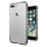 Spigen iPhone 7 Plus Kılıf, Crystal Shell Dark Crystal
