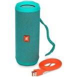 JBL Flip4, Bluetooth Hoparlör, Mic., Teal JB.JBLFLIP4TEL