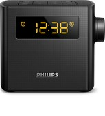 PHILIPS AJ4300B Alarm Saatli Radyo Siyah