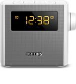 PHILIPS AJ4300W Alarm Saatli Radyo Beyaz