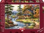 Art Puzzle Eylül 2000 Parça 4649