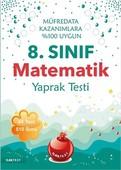 8. Sınıf Matematik Yaprak Testi
