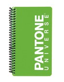 Pantone Defter Pp.Small.Green