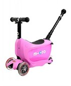 Micro Mini 2 Go Deluxe Pink Scooter