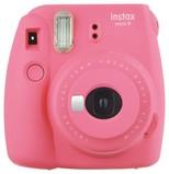 Fuji Instax Mini 9 Kamera Pembe