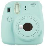 Fuji Instax Mini 9 Kamera Buz Mavisi