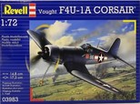 Rev-Maket Vought F4U1DCor.1/72 3983
