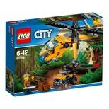 Lego-City Jungle Cargo Helicopter 60158