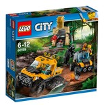 Lego-City Jungle Halftrack Mission 60159