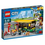 Lego-City Bus Station 60154