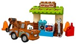 Lego-Duplo Maters Shed 10856