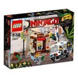 Lego Ninjago City Chase Film 70607