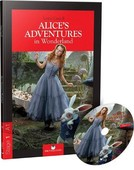Alice's Adventures in Wonderland CD'li Stage 1