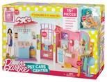 Barbie Bebek Veteriner Merkezi FBR36
