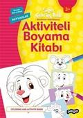 Aktiviteli Boyama Kitabı-Hayvanlar
