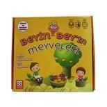 BeyinBey-Kart Oyun Meyveler