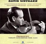 Prokofiev:Violin Concertos