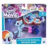 My Little Pony-Değişebilen Deniz Pony'leri Figür C0681
