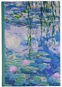 A.O.W.Monet 14X20 Sert Kpk.Çzg.