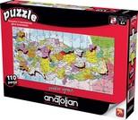 Anatolian-Puz.110TürkiyeHaritaİller