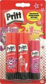 Pritt Stick2x43g+1x20g GlitterHEROS
