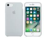 Apple iPhone 7 Silikon Kılıf Sis Mavisi