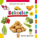 Sebzeler-Eğleniyorum Öğreniyorum