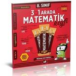 8. Sınıf 3'ü Bir Arada Matematik Keyfi