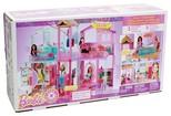 Barbie Bebek Muhteşem Malibu Evi DLY32